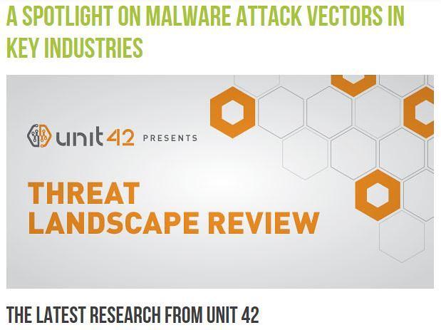 Threat Landscape Review
