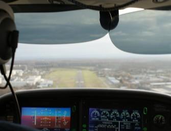 Über die Sicherheit von Flugzeugen