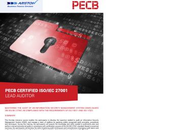 Ariston BPS GmbH und PECB sind Partner