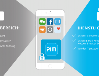 Virtual Solution bietet Mobile Security as a Service an