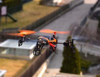 NTT Security warnt vor Gefährdung der IT-Sicherheit durch Drohnen
