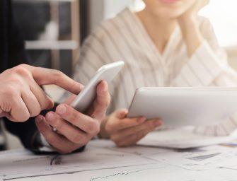 Trotz hoher Risiken sicher mobil arbeiten