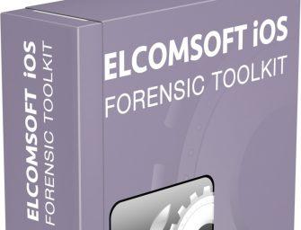 Elcomsoft iOS Forensic Toolkit: Der forensische Dosenöffner für iOS 12-Daten