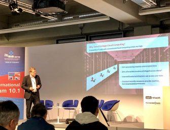 Eine Cloud für Payment-Services und Regtechs: uniscon auf der it-sa 2019