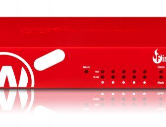 Neue Tabletop-Appliances von WatchGuard: Klein, aber oho