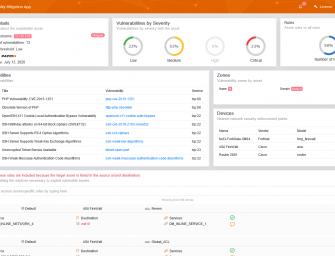 Neue Tufin-App optimiert automatisierte Risikominderung