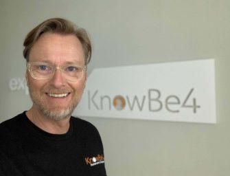 KnowBe4 ernennt Dietmar Giese zum neuen Managing Director DACH