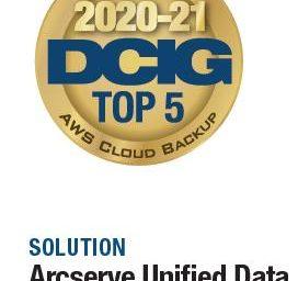 Markforscher von DCIG bestätigen Arcserve UDP als führende Backup-Lösung für kleine und mittelständische Unternehmen in der Amazon Web Services Cloud