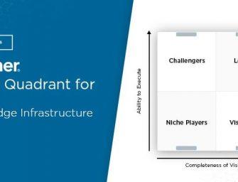 Gartner MQ für WAN Edge Infrastructure: Bedeutung von SASE steigt