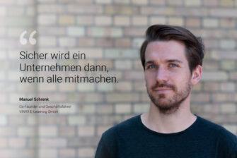 Im Gespräch mit VINYA-Gründer Manuel Schrenk