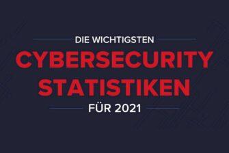 Wichtige Cybersecurity-Statistiken für 2021: Teil 1 – Wichtige Trends und Zahlen