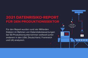 Mangelnde Datensicherheit in der Produktion